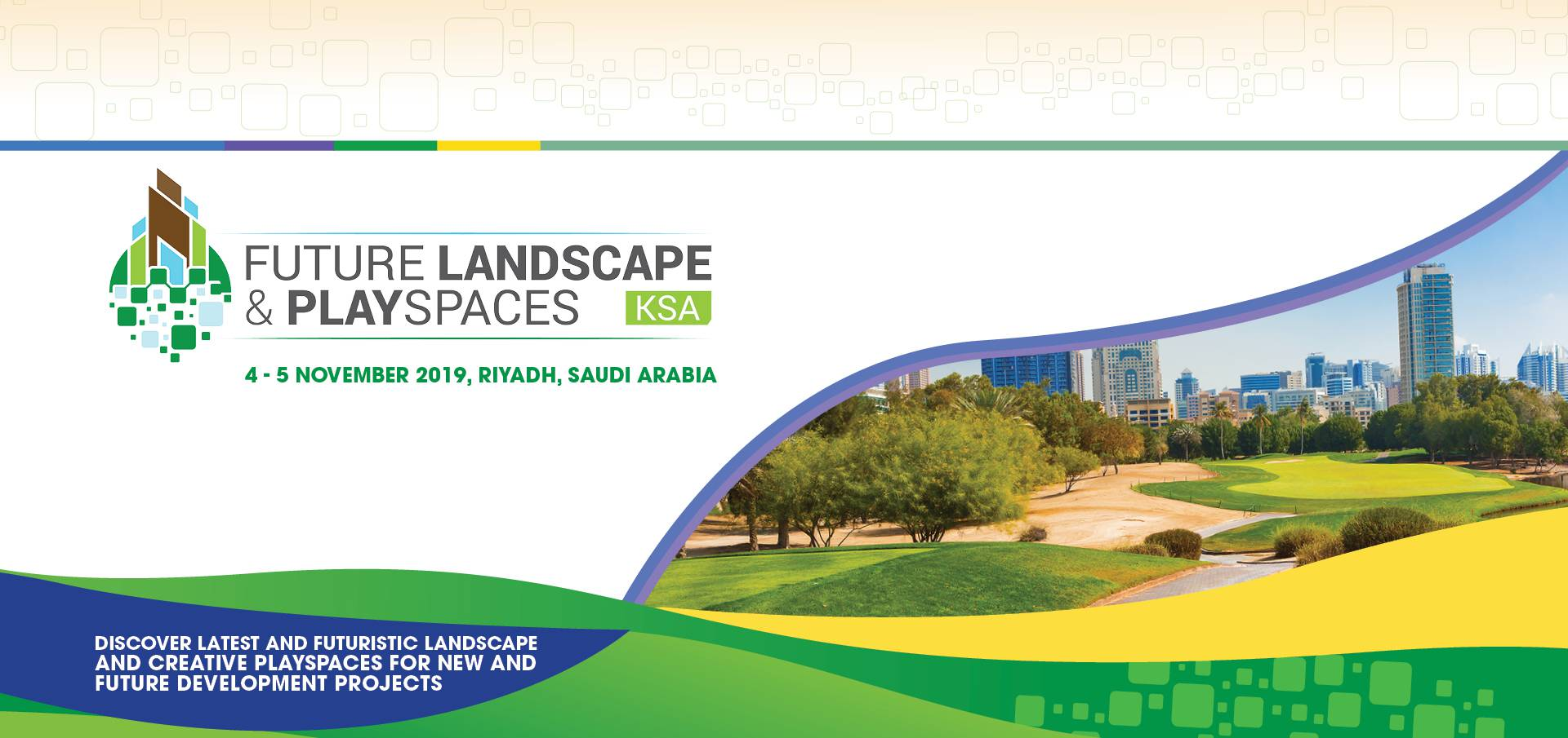 Future Landscape and Playspaces KSA 2019 | Home Page